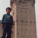 Dan 6 yrs old in Spain
