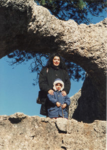 me in Cuenca
